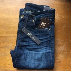 Kut from the Kloth Natalie Bootcut Jeans - Sz 2P